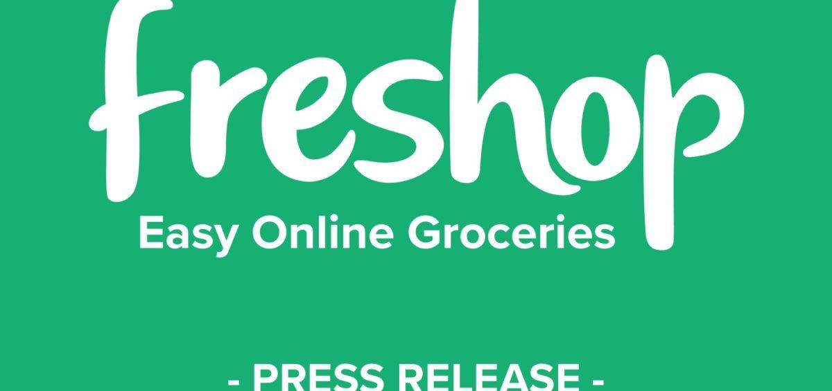 Freshop Update - Press Release
