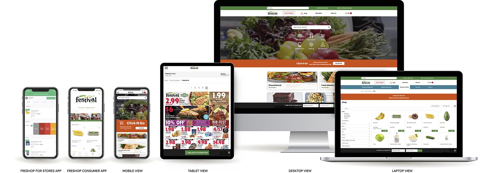 Freshop Showcase: Festival Foods