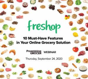 10 Must-Have Features in Your Online Grocery Solution - Progressive Grocer Webinar